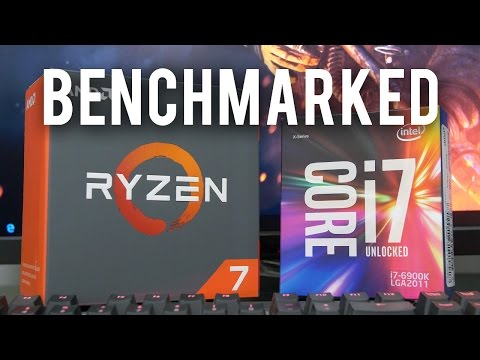 FIRST OFFICIAL Ryzen 7 1800X Benchmarks & Review! Is AMD BACK?