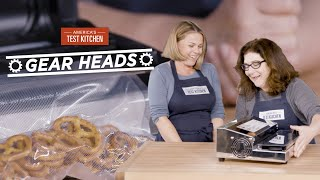 Gear Heads   Which Vacuum Sealers Seal the Deal?