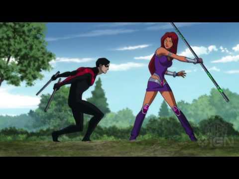 『Teen Titans: The Judas Contract 少年悍將:猶大契約』IGN特別宣傳短片出爐