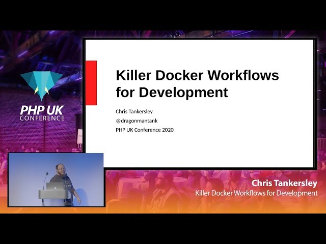 Killer Docker Workflows for Development