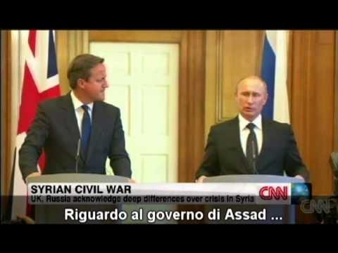Siria: la linea rossa di Vladimir Putin