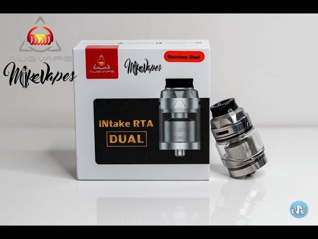 Augvape & Mike Vapes - Intake Dual RTA