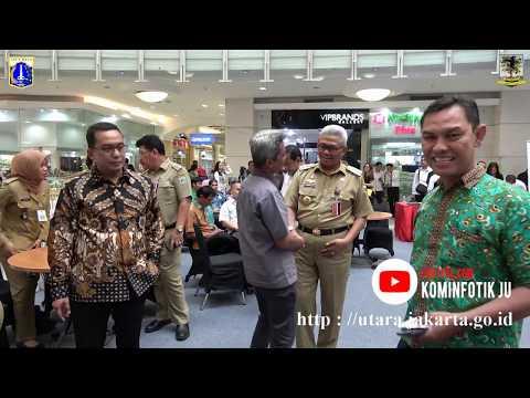 MAG Sebagai Mall Sadar Jaminan Sosial Ketenagakerjaan, Senin (15/10).