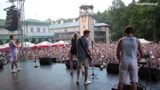 Piękni i Młodzi - koncert w Iwoniczu-Zdroju