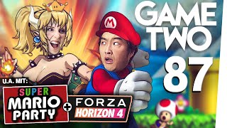 Forza Horizon 4, Super Mario Party, Hitman 2 | Game Two #87