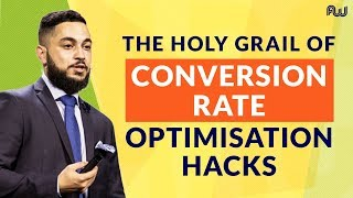 The Holy Grail of Conversion Rate Optimisation Hacks | Mohamed Ali Aguel, AWeurope 2018