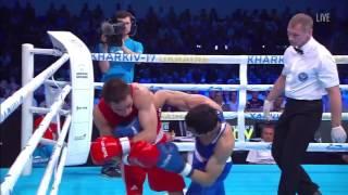 Чемпионат Европы по боксу. Финал.