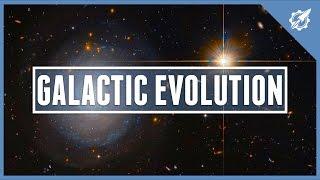 Galactic Evolution   Astronomic
