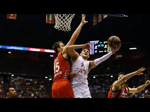 Highlights: Top 16, Round 12 vs. EA7 Emporio Armani Milan