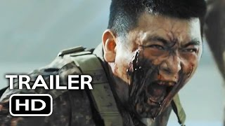 Train To Busan Official Trailer 2 2016 Yoo Gong Korean Zombie Movie HD