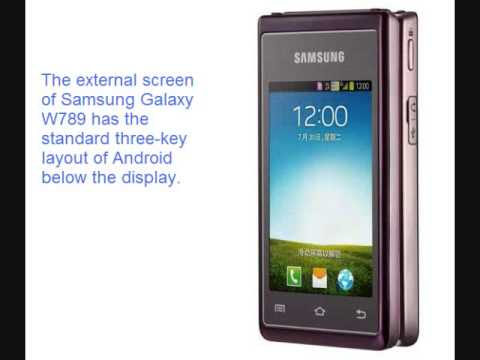 Samsung's Dual Screen Flip Phone