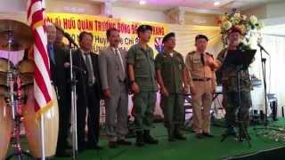 Hội Ái hữu Quân trường Đồng Đế-Nha Trang
