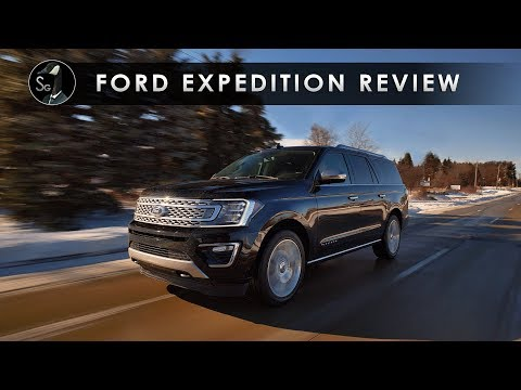 External Review Video 1d4esq14tT0 for Ford Expedition & Expedition MAX SUV (4th gen, U553)
