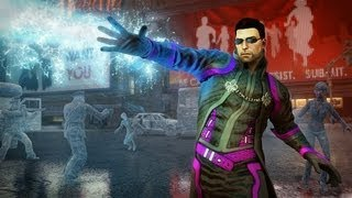 Saints Row IV video