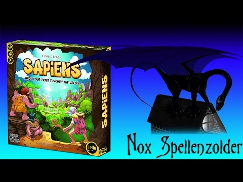 Uitleg & review door Nox' Spellenzolder.