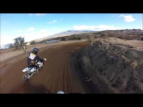 2014 HUSQVARNA FC250 TEST RIDE