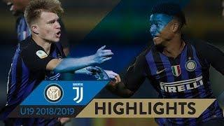 INTER 3-3 JUVENTUS | Highlights | Eddie Salcedo's Hat-trick | PRIMAVERA 1 TIM 2018/19 Matchday 06