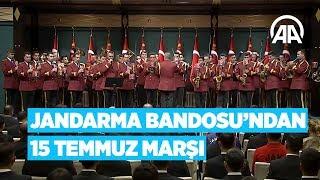 Jandarma Bandosu'ndan 15 Temmuz Marşı