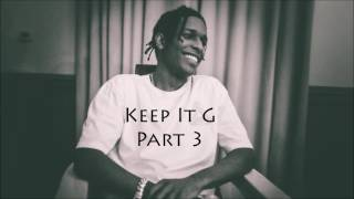 "ASAP Rocky Type Beat x ""Keep It G Part 3"" (feat. Schoolboy Q) Prod. Karde"