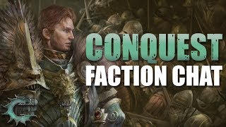 Conquest: Faction Chat - Hundred Kingdoms & Spires