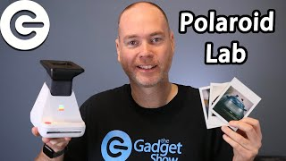 Polaroid Lab Reviewed | The Gadget Show
