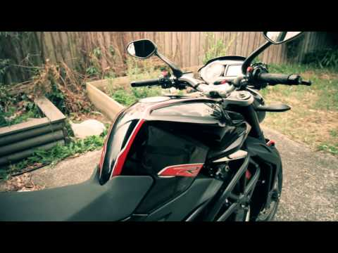 MV Agusta Brutale 1090R with Arrow Thunder full system - walkaround and sound
