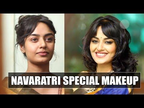 Makeup Tips for Navaratri look this festive season   Say Swag