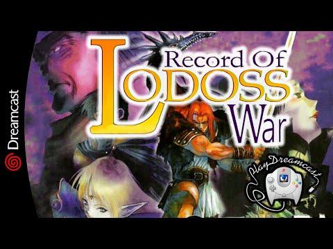 Record of Lodoss War (обзор игры)