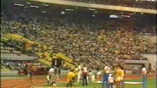 Bruce Jenner running the 1500M