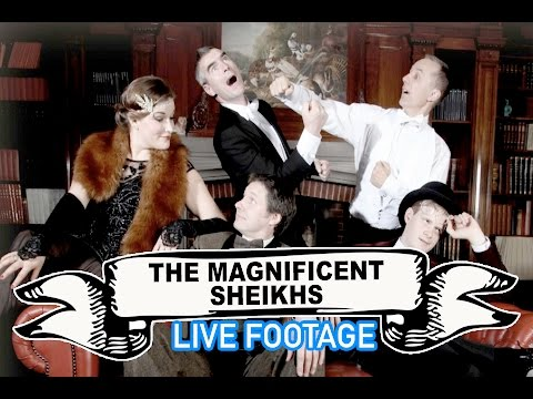 The Magnificent Sheikhs Video