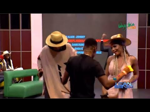 Maheeda , Bolly, Shogbams, Matthew, Jazzy Ogaga, & Prince Iyke - The Ogbonge Show