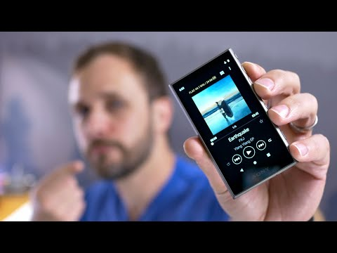 External Review Video 1dF_YBuskZg for Sony NW-A100 series (NW-A105 & NW-A100TPS) Walkman