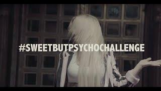 Ava Max - Halloween Dance Challenge (#SweetbutPsychoChallenge🔪)