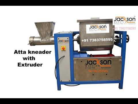 Stainless Steel Flour Kneading Machine