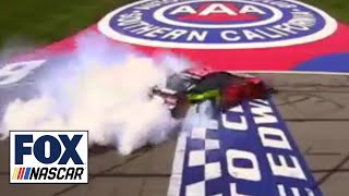 """Radioactive: Auto Club 400 - """"Yeah, I'm done racing this (expletive)."""""""