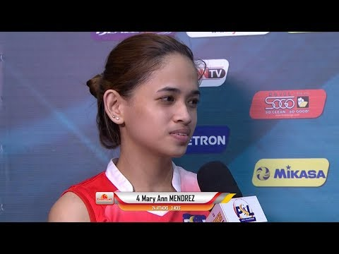 [Sport5]  Match MVP: Mary Ann Mendrez | PSL Invitational 2018