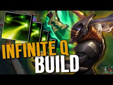 ¡LA NUEVA BUILD DEL RESET DE Q INFINITO! | SPEAR OF SHOJIN BUILD | Garmy