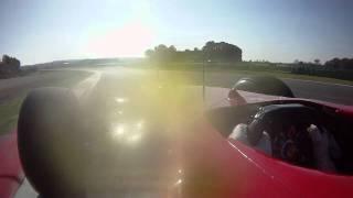 Michael Lewis Ferrari F1 Onboard