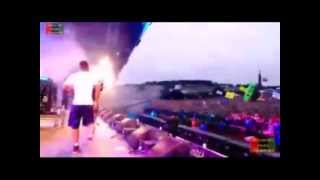 "dizzee rascal ""fix up look sharp"" glastonbury 2013"