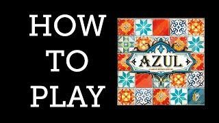 How to Play - Azul