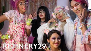 Get Ready With Us For Harajuku Day | Get Glam VR | Refinery29