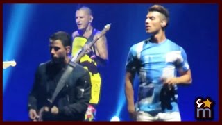 "Nick Jonas & DNCE (Joe Jonas) - ""Cake By the Ocean"" Live at The Forum ""Future Now Tour"""