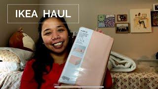 IKEA Shopping Haul (beddings, kitchen and bathroom stuff)   Jamie Lumbre
