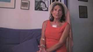 Francesca, teixint cultures