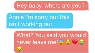 Hayden and Annie break up then get back together!😱❤️