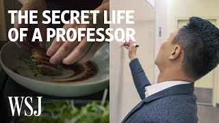 Alter Ego: The Secret Culinary Life of an Accounting Professor | WSJ