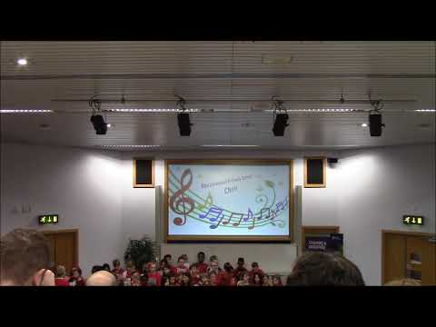 2018 Conference - Meanwood Primary School Choir
