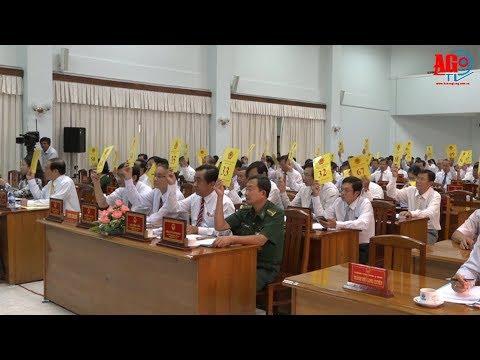 Bế mạc kỳ họp lần thứ 7 HĐND tỉnh khóa IX