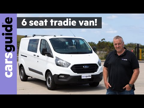 Ford Transit Custom 2021 review - DCiV (crew van) GVM test: 6-seat van instead of a ute?