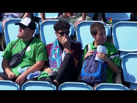 Calentamiento RC Celta vs Granada CF